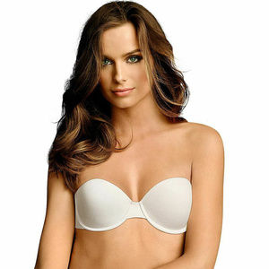 Maidenform Strapless Demi Multiway Convertible Bra
